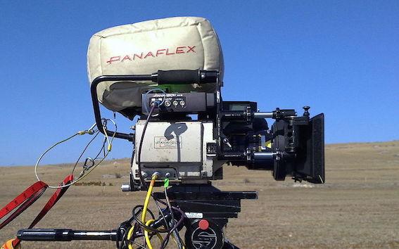 Panavision 35mm camera